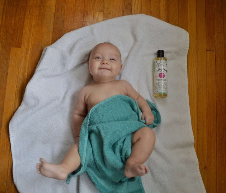 Healthy Tubby for Baby