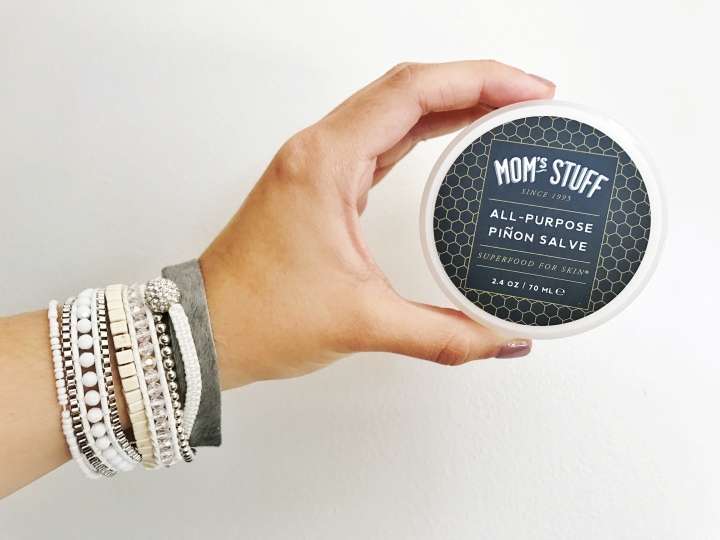 How the Mom's Stuff Salve has saved my wandering feet