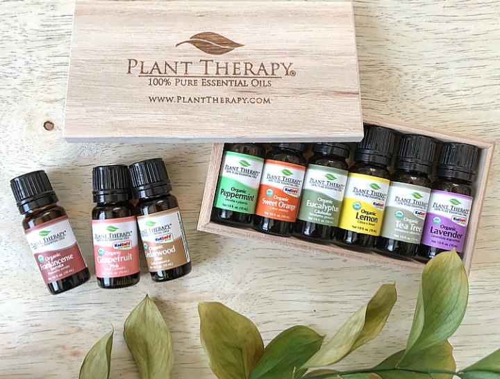 How to get safe, organic, essential oils for CHEAP!