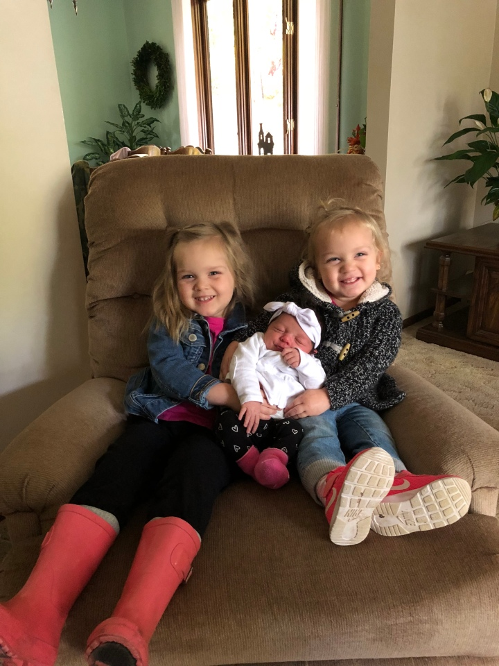 Going from two kids to threekids