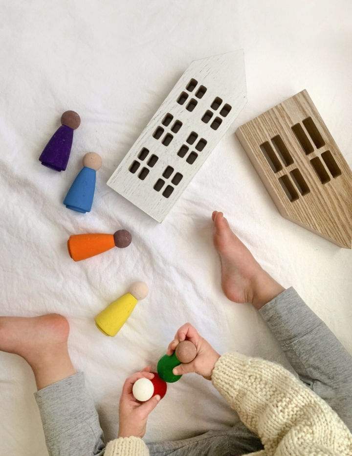 Wooden toys, what's the hype?